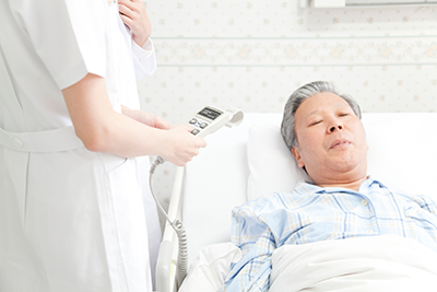特長1 安心の医療体制
